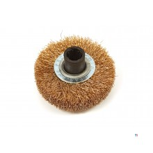 HBM wire brush for the HBM mini satin machine / sander 60 x 10 mm.