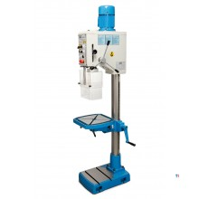 HBM 30 profi gear driven column drill with tapping function
