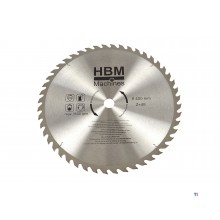 HBM 400 x 48T circular saw blade for wood - ASGAT 30 mm.