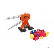 BETA dent puller including 19-piece plastic pads