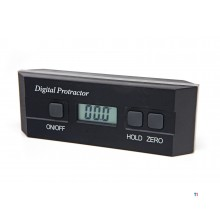 HBM digital magnetic bed spirit level model 2
