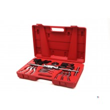 HBM 3-piece internal and external pulley puller set