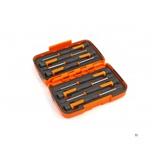 Beta 8 Piece Set Precision Torx Skrutrekkere - 1257TX