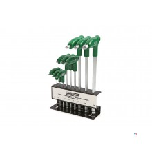 Mannesmann Hex T-Greepset 9 Piece - 18150