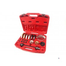 HBM 19-piece universal wheel bearing disassembly set new vag models