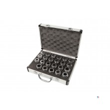 HBM 23 piece 40 collet set