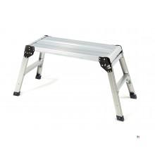 Modello con gradino in alluminio HBM 1