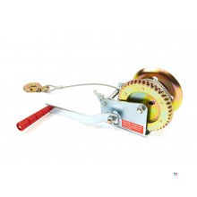 HBM 10 meters. 500 kg. mechanical winch