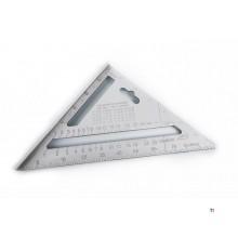 Triangolo in alluminio HBM - Gancio per blocco - Triangolo di misurazione