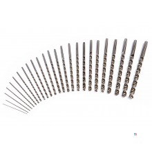 HBM hss metal drills extra long