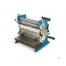 HBM 305 mm. roll, set and cut combination