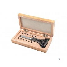 HBM watch case opener model 1 in wooden box
