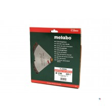 Metabo 216 x 2.4 x 30 mm Saw Blade for Wood 40T