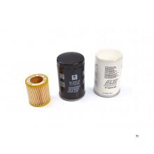 HBM Filter Set TBV Skruekompressorer Modell 2