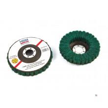 HBM ruedas de pulido y discos de lijado grueso para amoladora angular