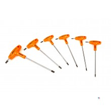 Beta 6 Piece Torx set T-mâner - 97 TTX / S6