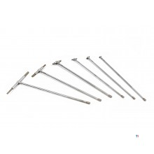 Dasqua Professional 6 Piece Telescopic Caliber Sets