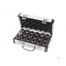 HBM 18 piece 32 collet set