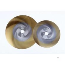 lame de scie hbm 225 mm acier inoxydable