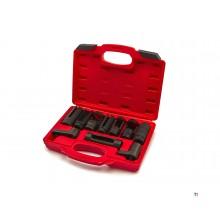 HBM 10 Piece Lambda Sensor Socket Wrench Set