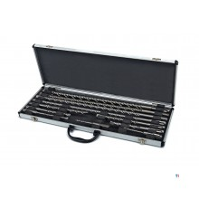 HBM 11 pieces SDS Borenset in aluminum case