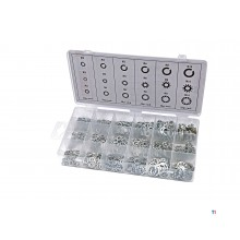 HBM 720 Delig spring washers assortment