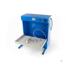 HBM xh - mc degreaser tray with pump and lighting