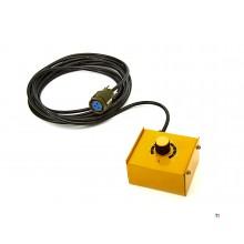 Afstandsbediening voor de HBM TIG 200 AC/DC Inverter