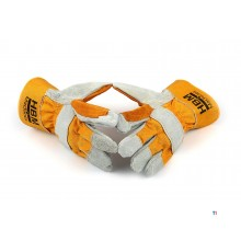 HBM profi pigskin work gloves