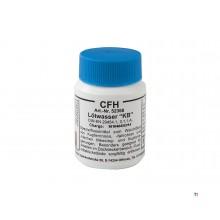 Acqua di saldatura CFH 100 lwk 368-100 grammi.