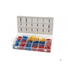 HBM 270 piece cable shoe assortment