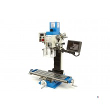 HBM BF 30 milling machine with SINO 3-axis digital readout system