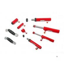 HBM 10-piece pulling press / damage repair set