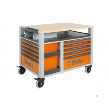 Beta C28 / O Supertank Mobile Workbench