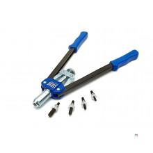 HBM professional blind rivet nut pliers m5 - m10.