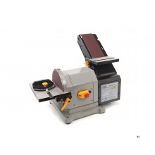 HBM 200 professional belt and disc sander