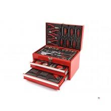 Mannesmann 155 Piece Tool Case - 29066