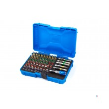 HBM 60 parts 25 and 50 mm. professional bit set