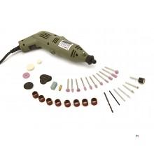 Mannesmann 50 Delige Combitool set in Koffer 135 Watt