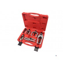 HBM 6-piece professional ball joint puller set