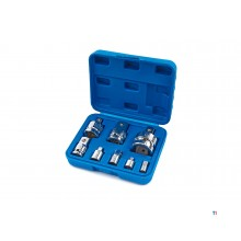 HBM 8-piece adapter set