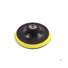 Coussin de rechange HBM pour la polisseuse professionnelle HBM et la ponceuse sur batterie - 100 mm