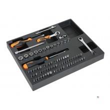 BETA t85 - inserto per utensili da 81 pezzi