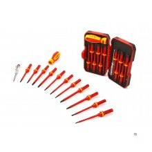 HBM 13-piece vde screwdriver set