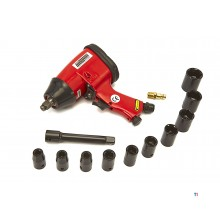 Mannesmann 1/2 pneumatic impact wrench