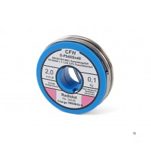 CFH Elektronicasoldeer – WL 325 100 Gram. / 1.0 mm.