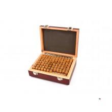 Dasqua Professional 91 pezzi Set di misure penna 1-10 mm