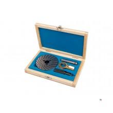 Jeu de disques HBM Distribution pour tables de séparation HBM et Vertex 110 et 150 mm