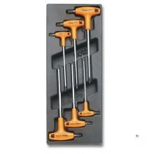 beta t55 - incrustation d'outils 6 pièces