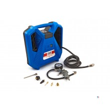 HBM portable compressor with accessories